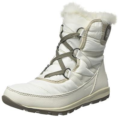 Sorel Damen Whitney Short Lace Sneaker, Grau (Quarry), 39 EU