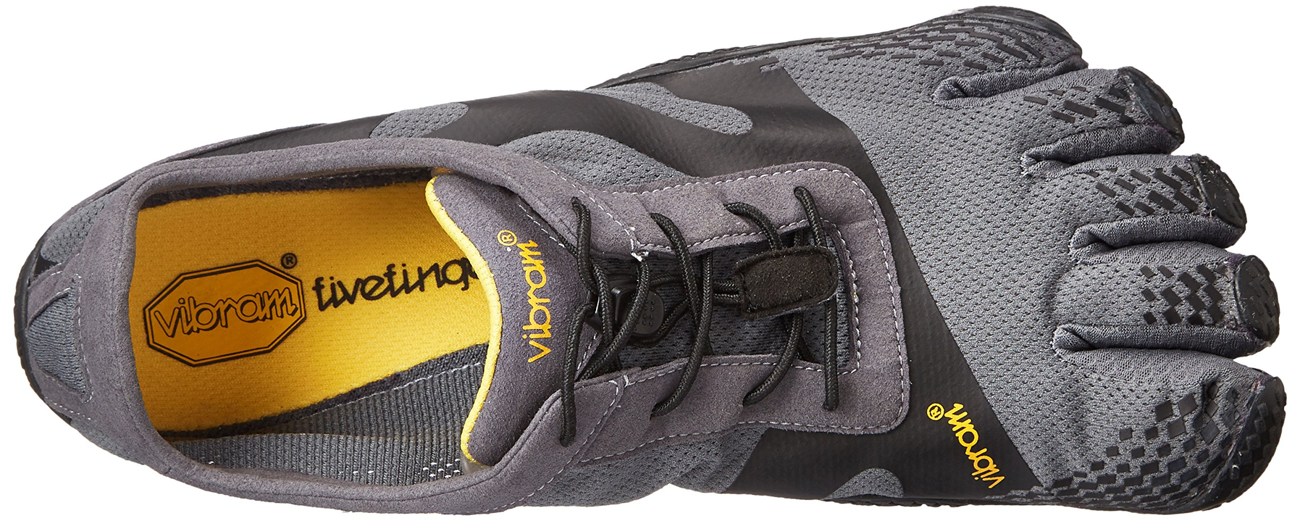 Vibram Men's KSO EVO Cross Training Shoe,Grey/Black,41 EU/8.5-9.0 M US by Vibram (Image #10)