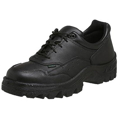 Rocky Duty Men's TMC Athletic Oxford, Black, 8.5 M | Oxfords