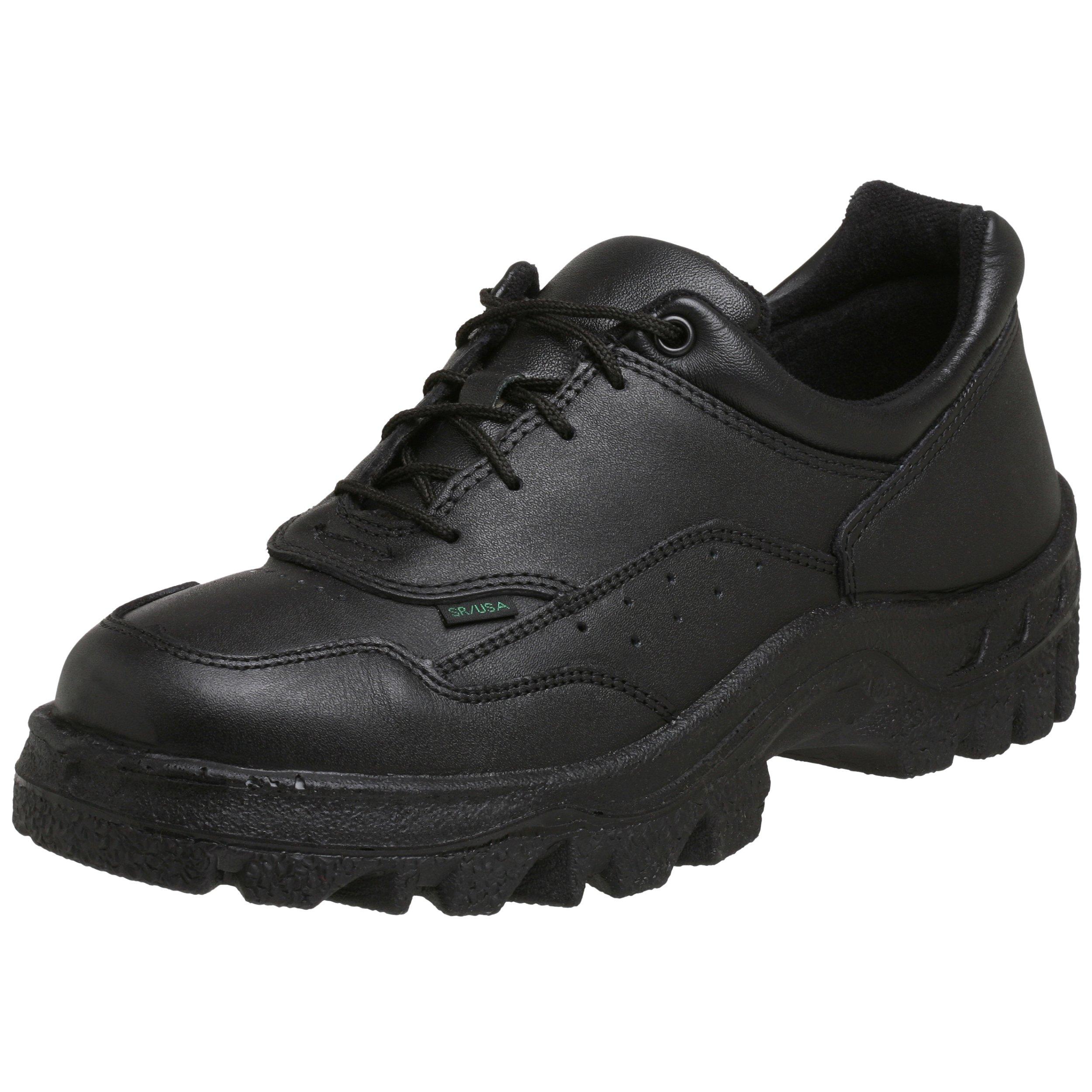 Rocky Duty Men's TMC Athletic Oxford,Black,12 W
