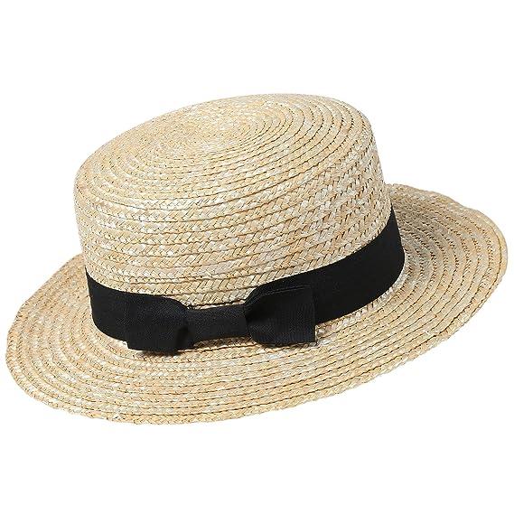 ArtiDeco - Sombrero de Vestir - para Hombre Negro Talla única ... 1c69c35589f