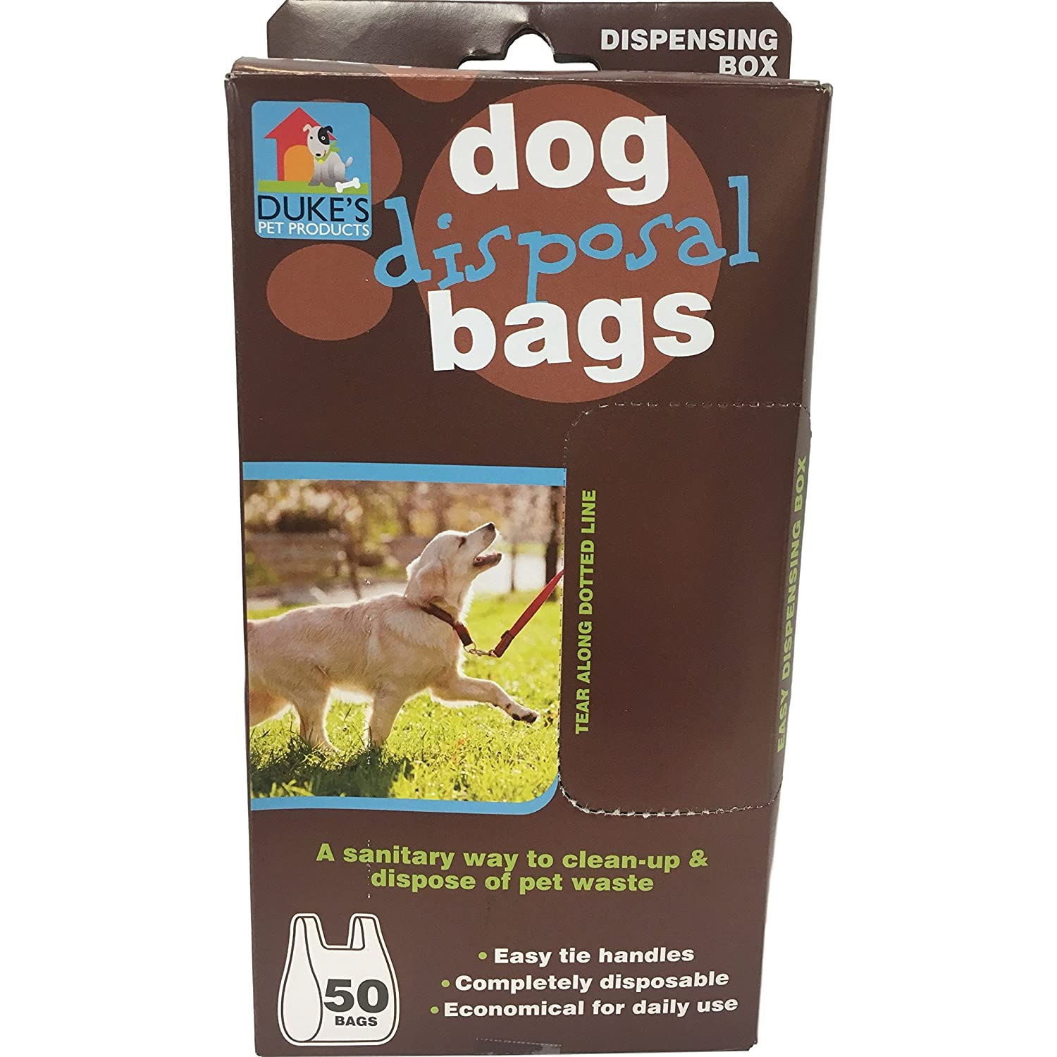 50 Dog Disposal Bags Case Pack 72 113709 by bulk buys