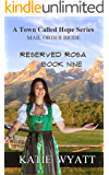 Reserved Rosa (A Town Called Hope Series Book 9)