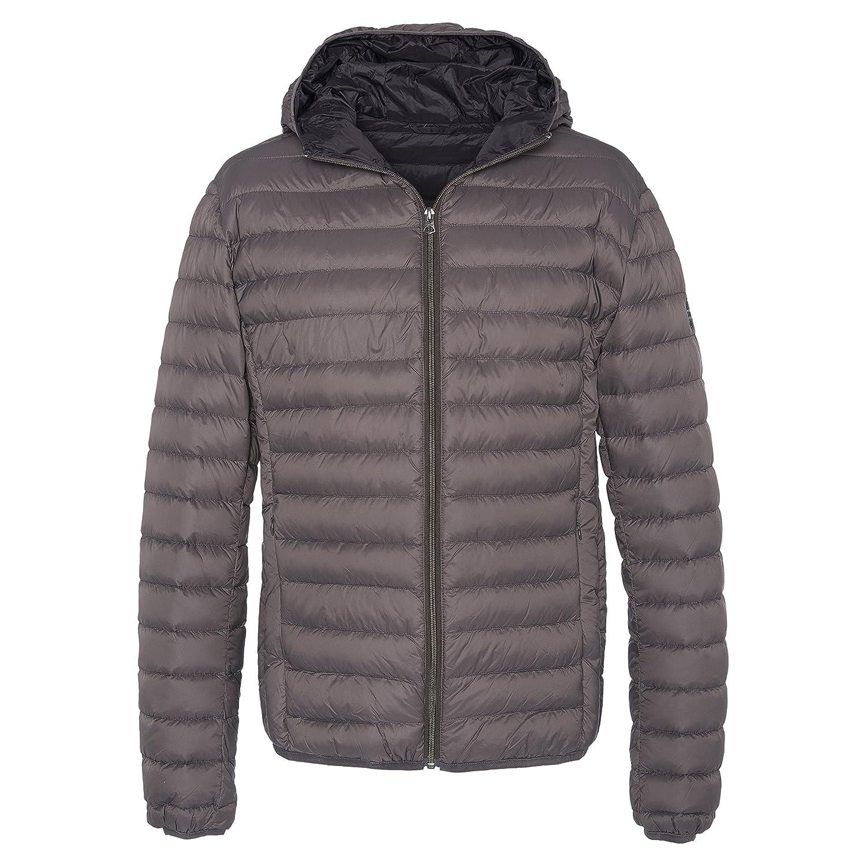 Schott Silverado Extra Light Down Jacket Giacca Uomo