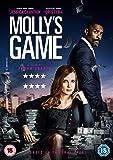 Molly's Game [DVD] [2017]