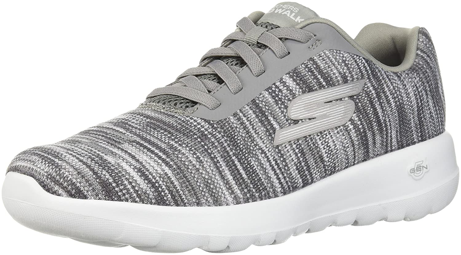 Skechers Women's Go Walk Joy-Invite Sneaker B078GPWSJV 9 M US|Gray