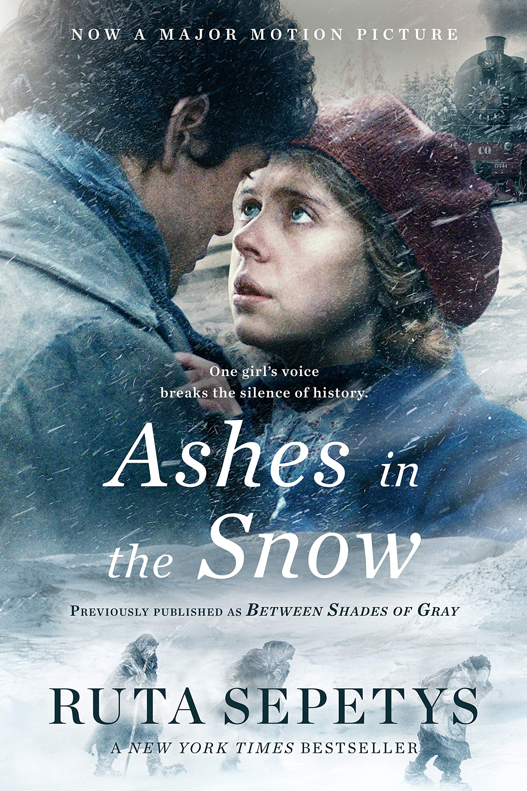 Resultado de imagen para ashes in the snow book