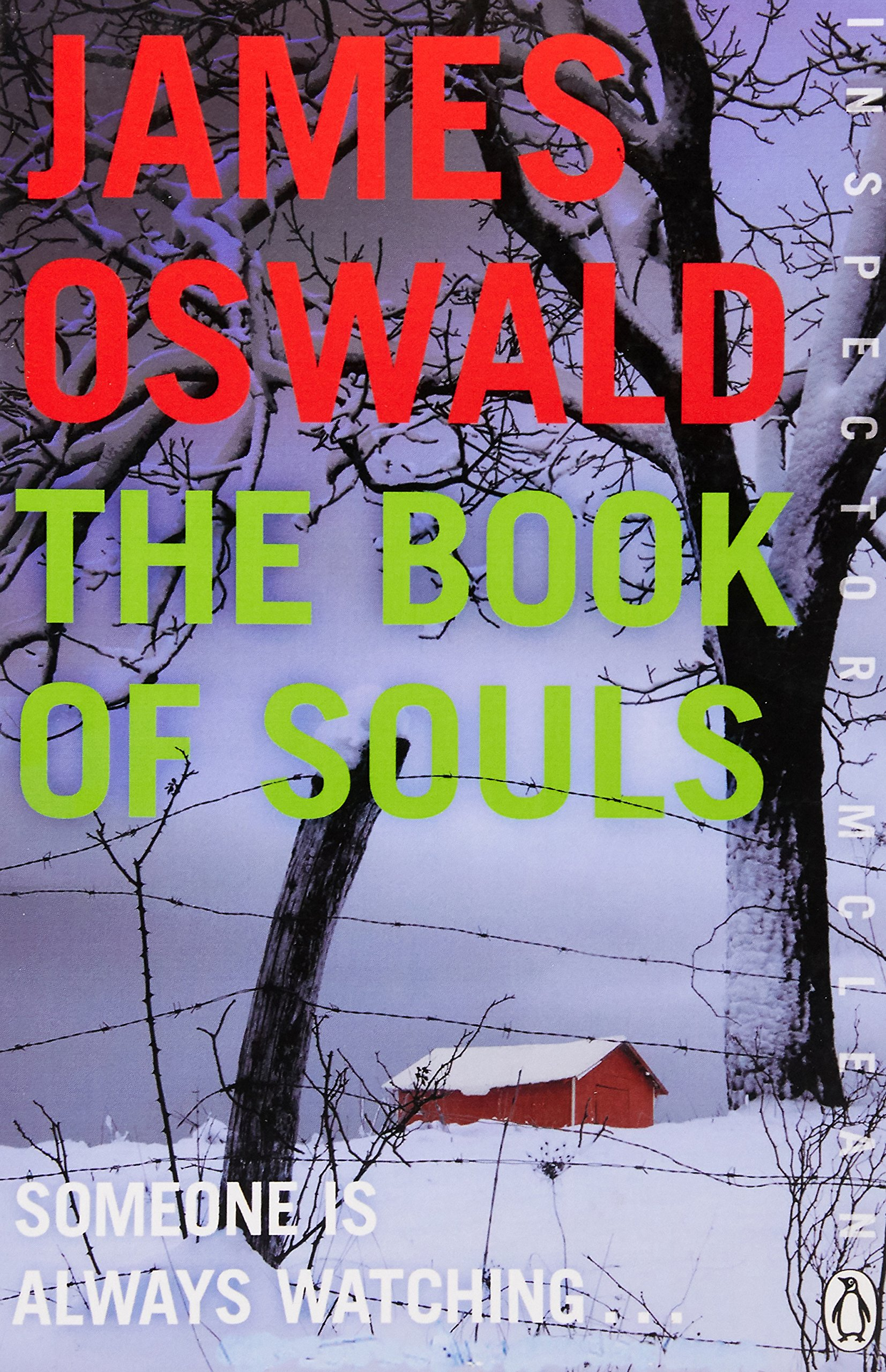 Read Online The Book of Souls: Inspector McLean 2 pdf