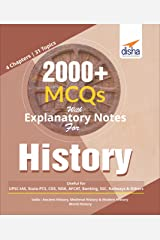 2000+ MCQs with Explanatory Notes For HISTORY Kindle Edition