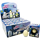 JustRean Toys Magisches Pinguin 🐧 Schlüpf Ei - Magic Growing Egg - Pinguinei Schlüpfei