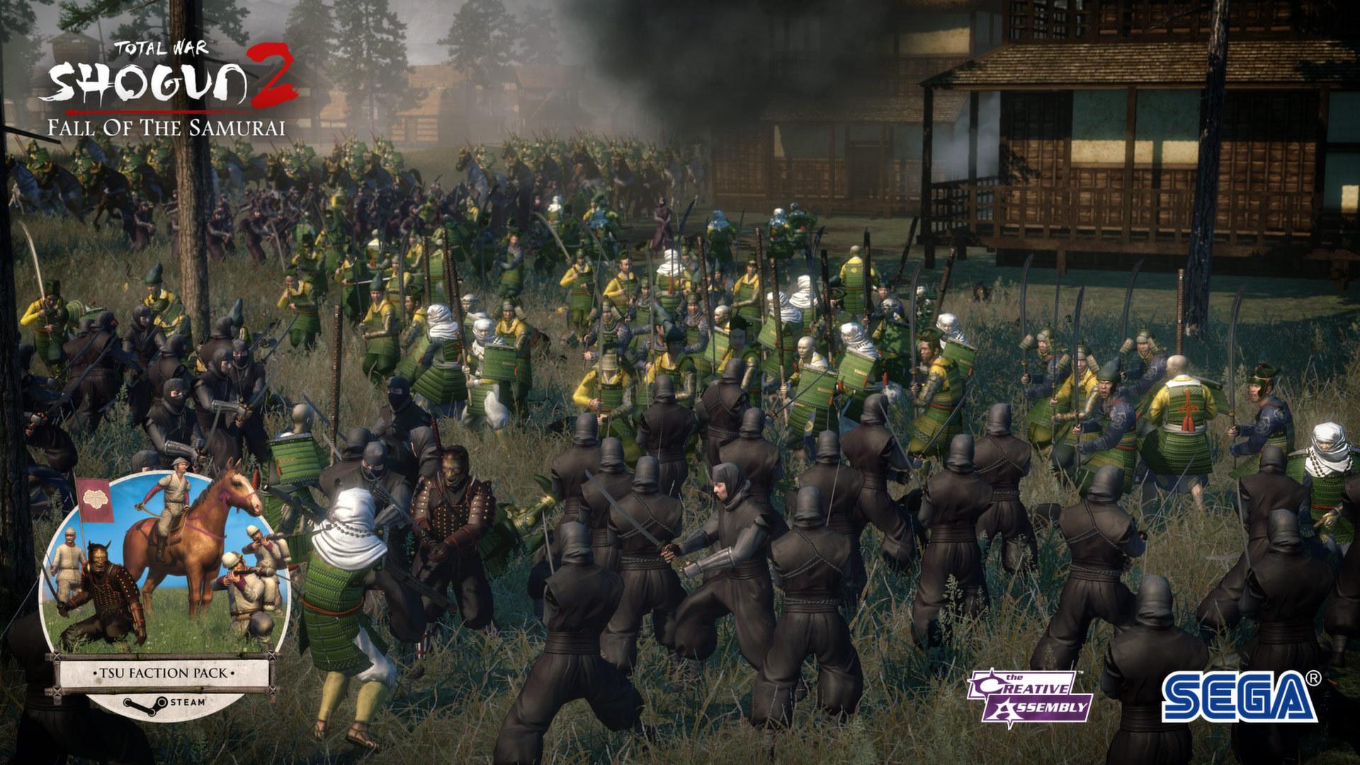 Download total war shogun 2.