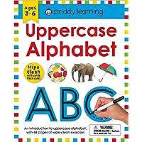 Wipe Clean Workbook: Uppercase Alphabet