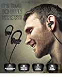 Dreaminex DR-600 Wireless Bluetooth Headphones with Mic - Black