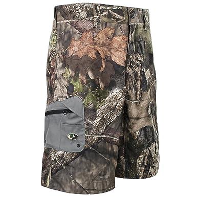 e6ac72b4b0 Mossy Oak Fishing & Swim Hybrid Quick Dry Camo Shorts for Men at ...
