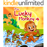 The Lucky Monkey 4 (Children's books-The Lucky Monkey)