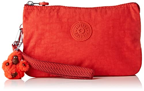 Kipling - Creativity Xl, Monederos Mujer, Rojo (Active Red ...