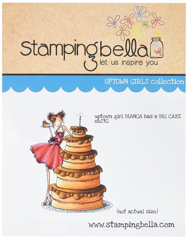 Stamping Bella Brett /& Brenda Get Married Cling Rubber Stamp 6.5 x 4.5