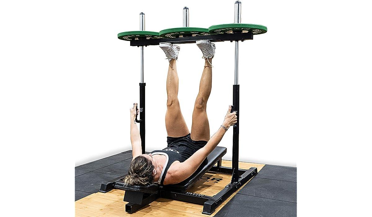 leg press weight