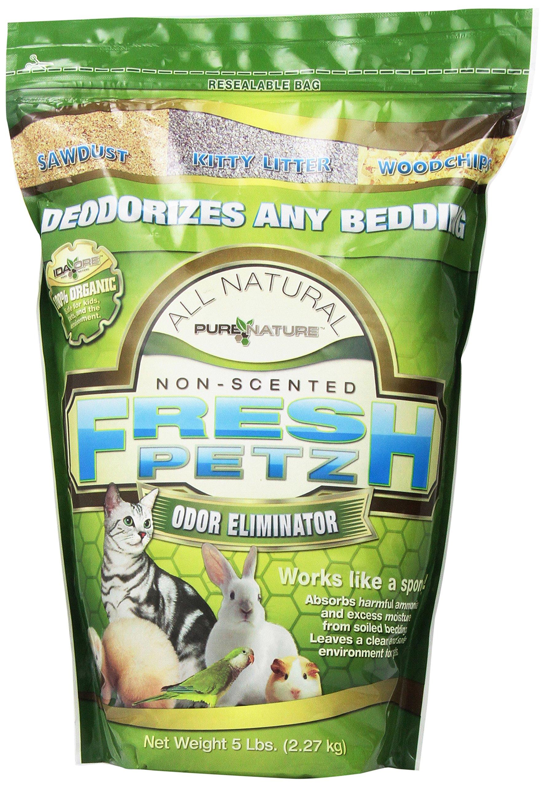Pure Nature Pets FP005014 Fresh Petz Deodorizer, 5-Pound
