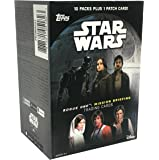 Topps 2016 Star Wars Road To Rogue 1 Blaster Box Cards