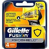 Gillette Fusion ProShield Rasierklingen für Männer 4Stück
