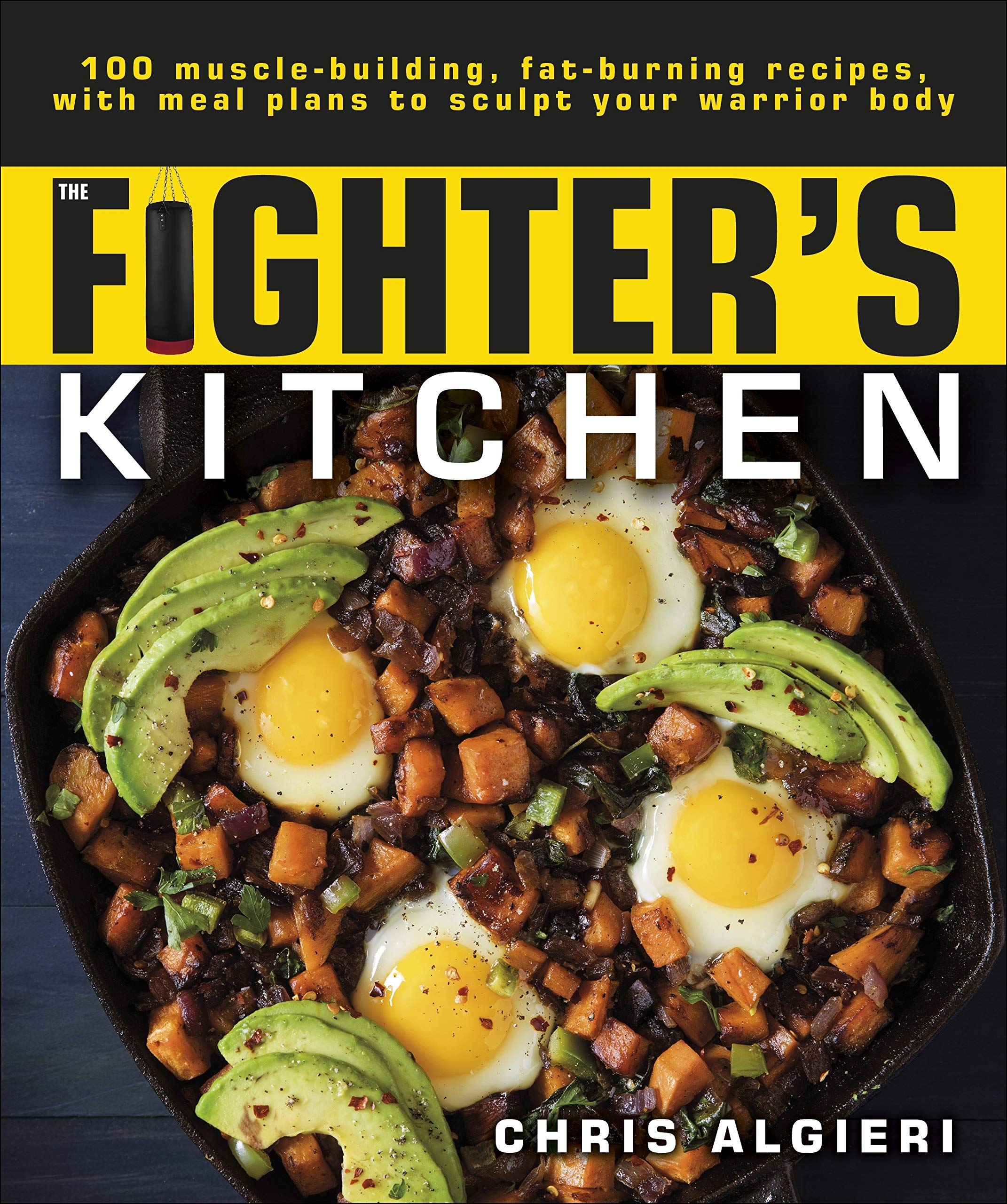 Fighters Kitchen Muscle Building Burning Recipes product image