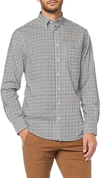 GANT Camisa para Hombre: Amazon.es: Ropa y accesorios