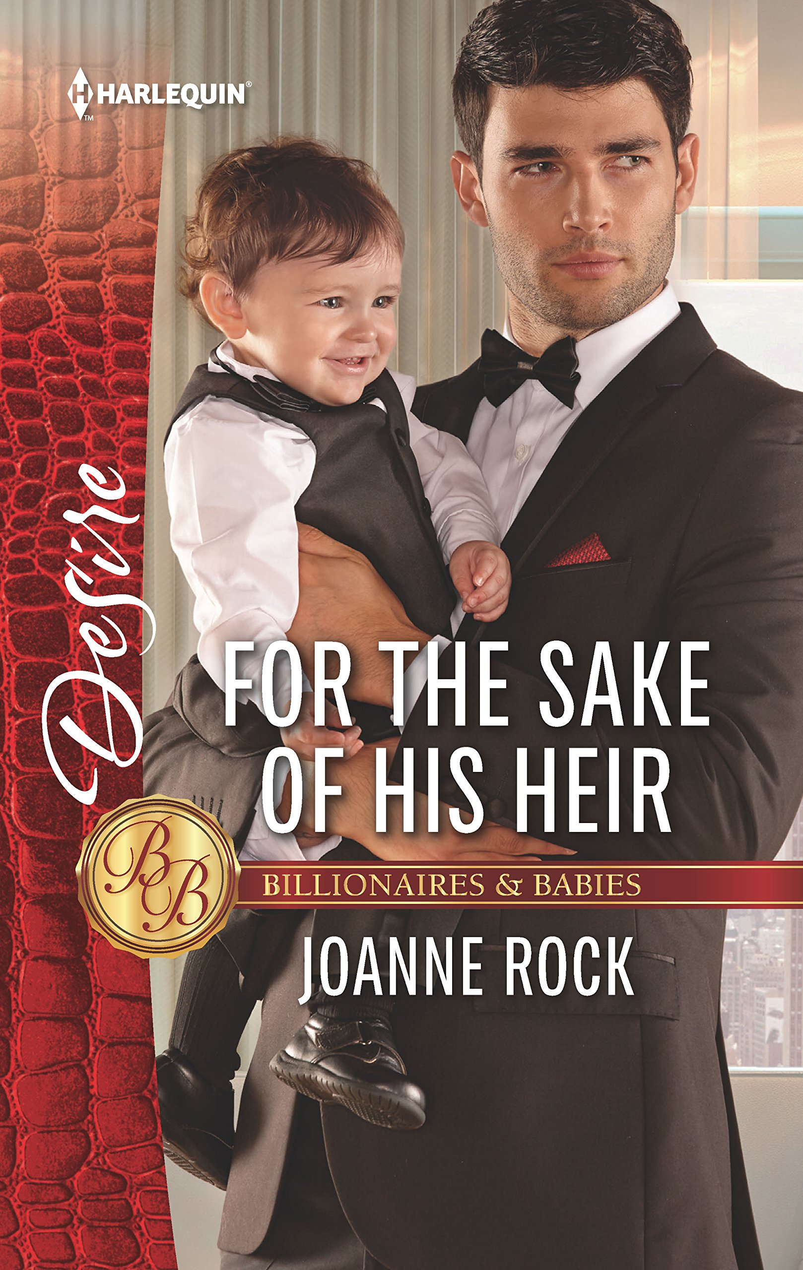 For the Sake of His Heir (The McNeill Magnates): Joanne Rock:  9781335971296: Amazon.com: Books