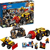 Lego City - La foreuse du minerai - 60186 - Jeu de Construction
