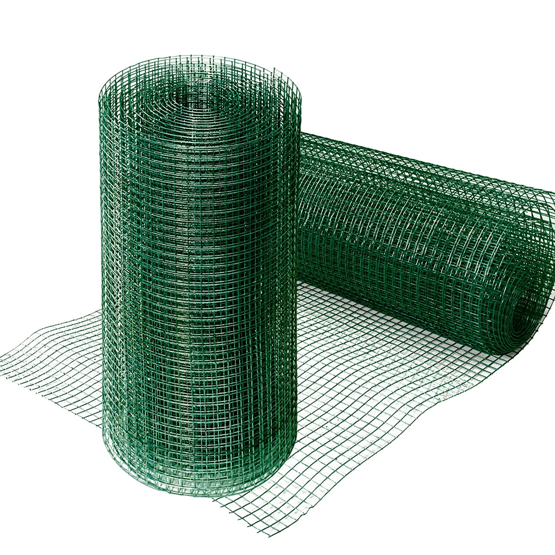 Grillage pour jardin casa pura clôture vert | tailles au choix ...