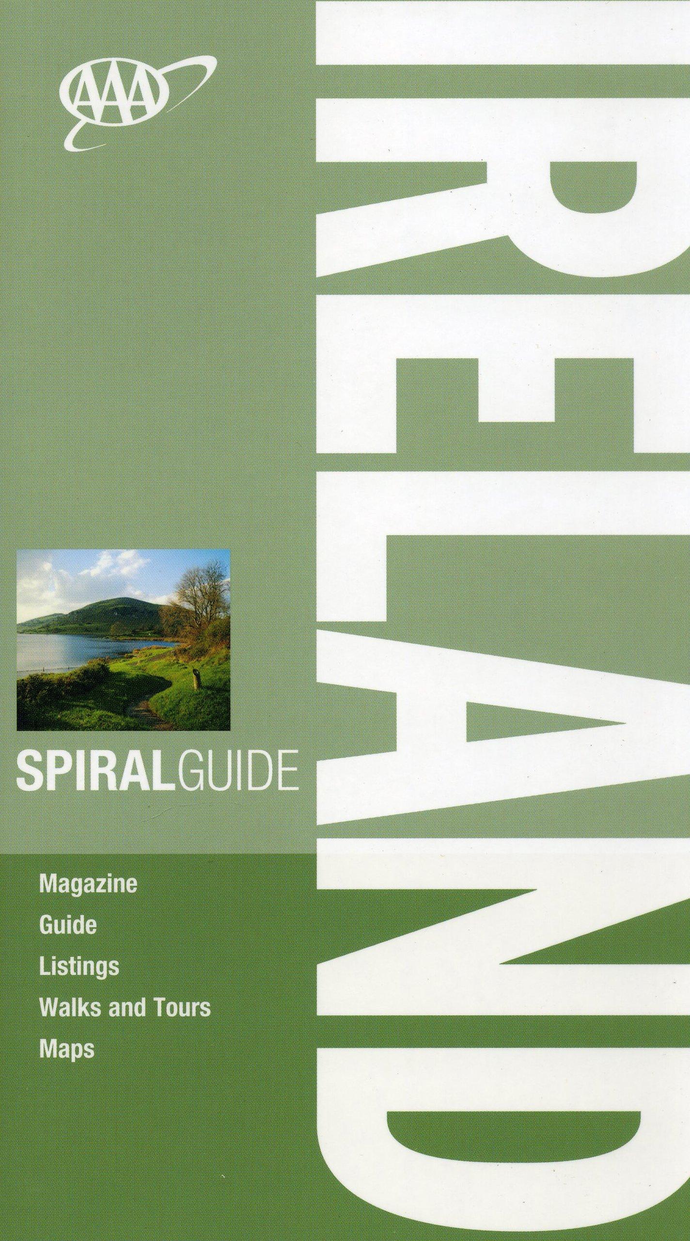 AAA Spiral Ireland (AAA Spiral Guides) pdf