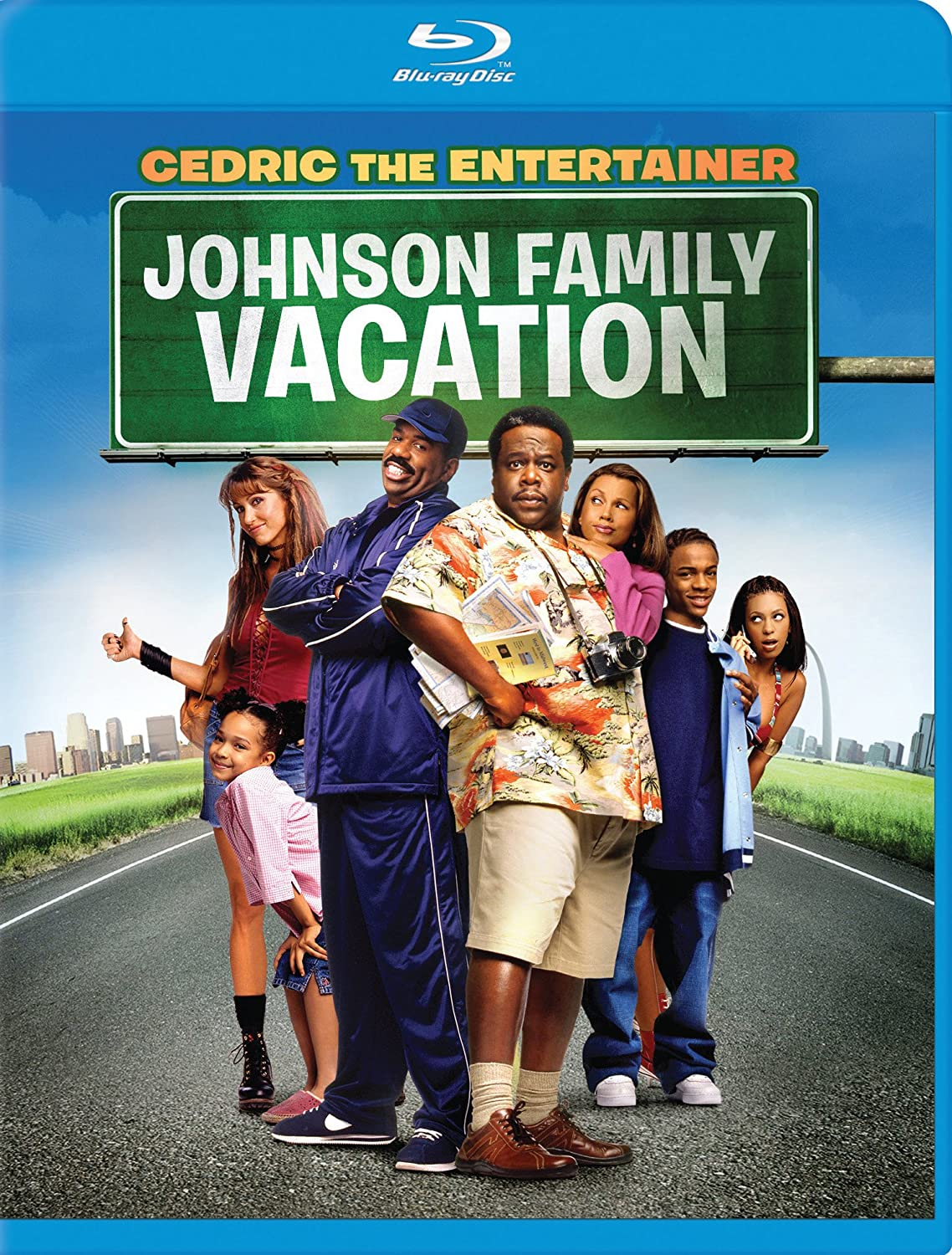 Amazon Johnson Family Vacation Blu Ray Lil Bow Wow Cedric The Entertainer Vanessa Williams Solange Knowles Gabby Soleil