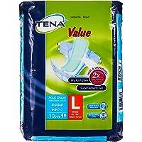 TENA Value, Large, 10ct
