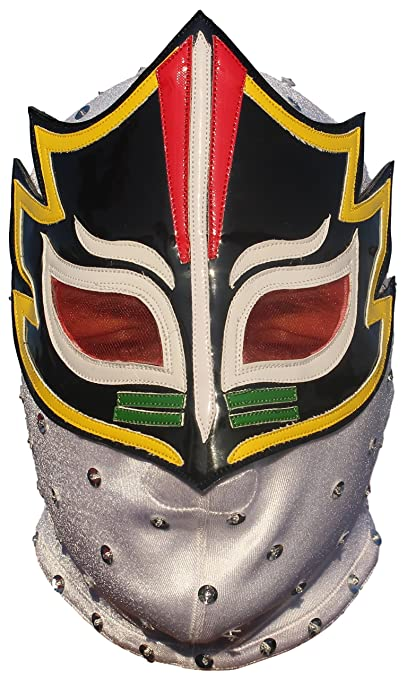 Amazon.com: Deportes Martinez Mascara Sagrada Professional Lucha Libre Mask Adult Luchador Mask: Clothing