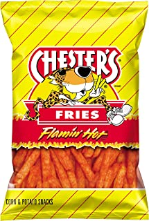 product image for Chester's Fries Flamin' Hot Flavor 5.5 oz bag (Pack of 2)