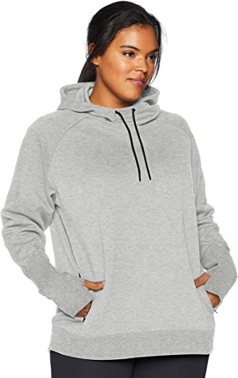 Brand Core 10 Womens Soft Cotton Modal Oversized Relaxed Fit Sweatshirt Hoodie
