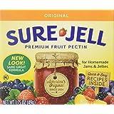 Sure Jell Premium Fruit Pectin, 8 Count, 14 Ounce