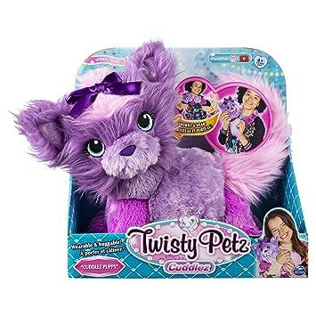 Amazon.com: Twisty Petz Cuddlez, peluche coleccionable para ...