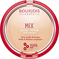Bourjois Healthy Mix Powder 01 Vanilla