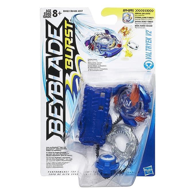 V2 Beyblade Valtryek Burst Starter Pack wXZPkTOiul