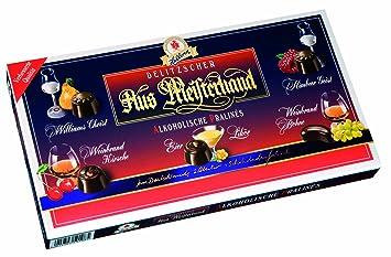 Halloren Aus Meisterhand Alkoholische Pralinés, 1er Pack (1 x 200 g)
