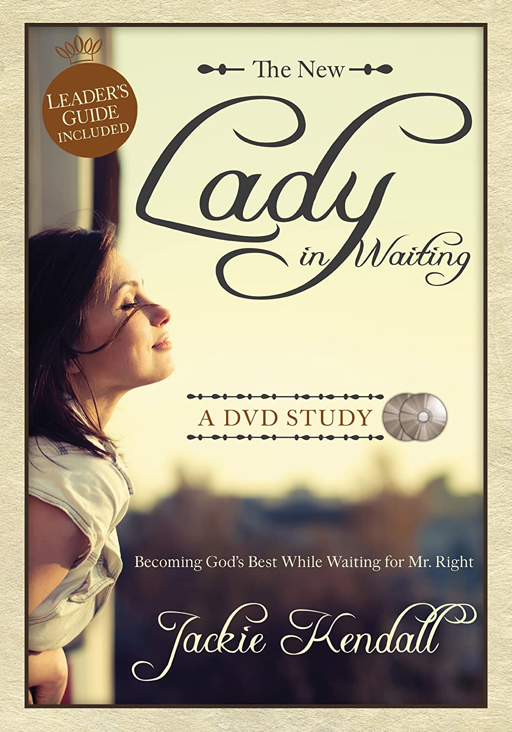 Amazon.com: The New Lady in Waiting: A DVD Study: Becoming God's Best While  Waiting for Mr. Right: Jackie Kendall, Destiny Image: Movies & TV
