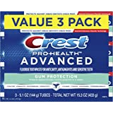 Crest Pro-Health Advanced Gum Protection Toothpaste, 5.1 oz, 3 Count