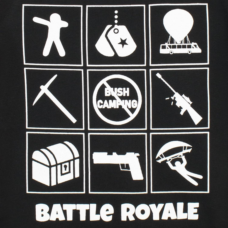 Battle Royale Camiseta para niño Gaming  Amazon.es  Ropa y accesorios 7f516569cdea2