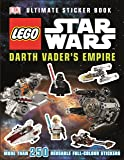 LEGO® Star Wars Darth Vader's Empire Ultimate Sticker Book (Ultimate Stickers)