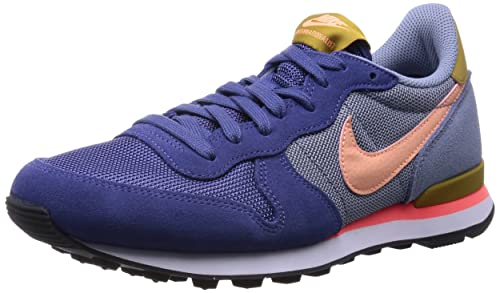 1df8fc923 Nike 2015 Q2 Women Internationalist Fashion Sneaker Shoes Blue Legend 629684-404  (Women US