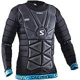 Salming 1142410-M Protec Goalie Jersey, Size Medium