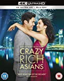 Crazy Rich Asians [Blu-ray] [2018]