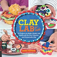 Clay Lab For Kids (Lab Series) (English