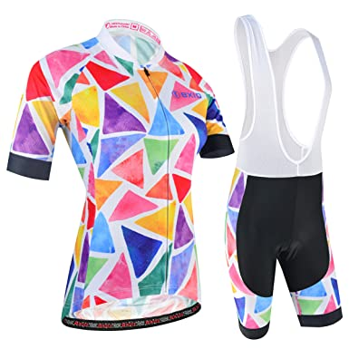 BXIO Women Cycling Clothing MTB Cycling Jerseys Pro Team Bicycle Jerseys  Bike Wear Girls Cycling Clothes b36aa5198